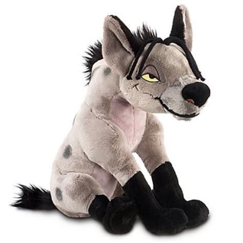 Hyena Shenzi plush soft toy doll from our Plush collection