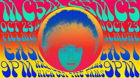 Photoshop: How to Make a 1960s, Psychedelic Rock Music
