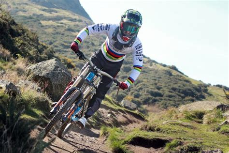 Singletrack Magazine | Danny Hart Launches Fort William