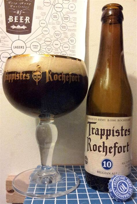 Not Another Beer Review: Trappistes Rochefort 10