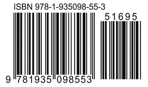A Book Barcode can be made of an ISBN, Bookland EAN, & UPC