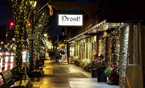 15 Christmas-Obsessed Towns