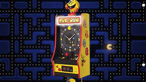 $200 Pac-Man Clock Unboxing - IGN Video