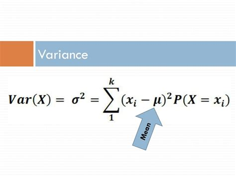PPT - Expectation And Variance of Random Variables