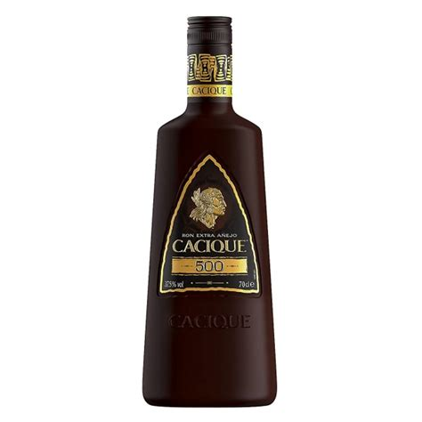 Cacique 500 Rum at the best price buy cheap and with discount
