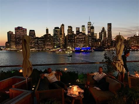 Review of Harriet's Rooftop at 1 Hotel Brooklyn Bridge