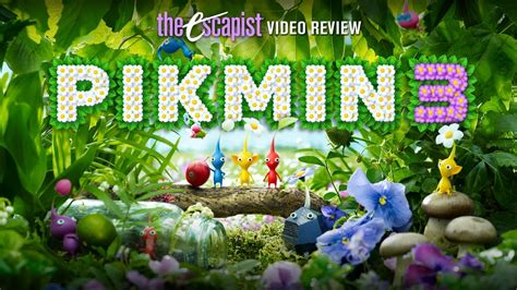 PIKMIN 3 REVIEW - YouTube
