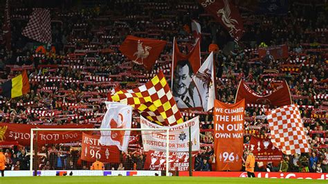 Klopp feels the power of Anfield as Liverpool make history