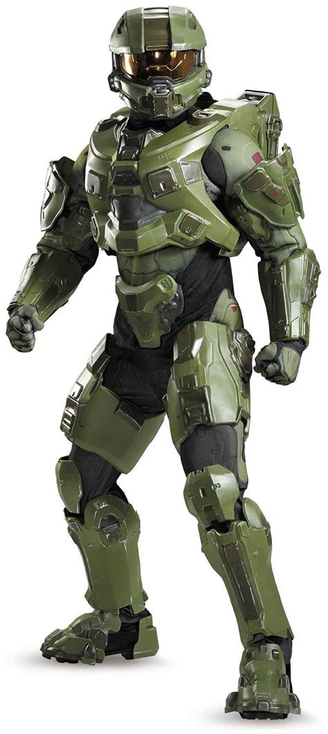 Halo Master Chief Ultra Prestige Teen Costume - PartyBell