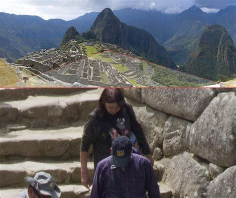 Shooting the Highest-Resolution Photo Ever Made of Machu