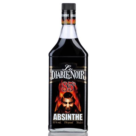 Absinthe Diable Noir at the best price buy cheap and with