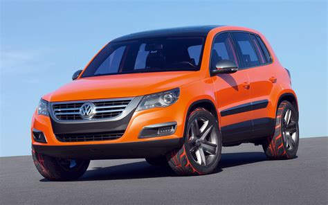 2006 Volkswagen Tiguan Concept - Wallpapers and HD Images