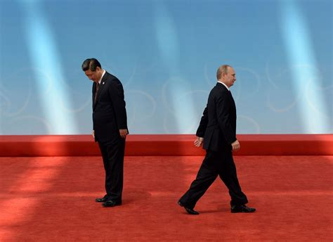 China and Russia Reach 30-Year Gas Deal - The New York Times