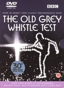 Old Grey Whistle Test (Volume 1) (DVD) (2001)   The