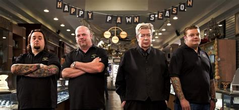 Pawn Stars' TV Star Plans to Build Plaza in Downtown Vegas