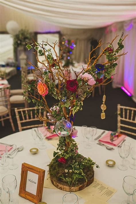 Colourful Midsummer Night's Dream Party Wedding
