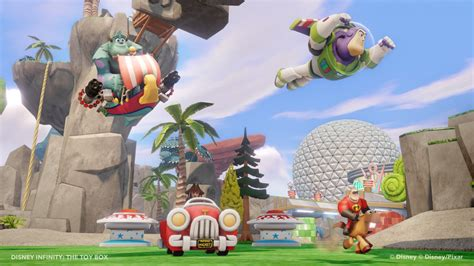 Disney Infinity (PS3 / PlayStation 3) Game Profile | News