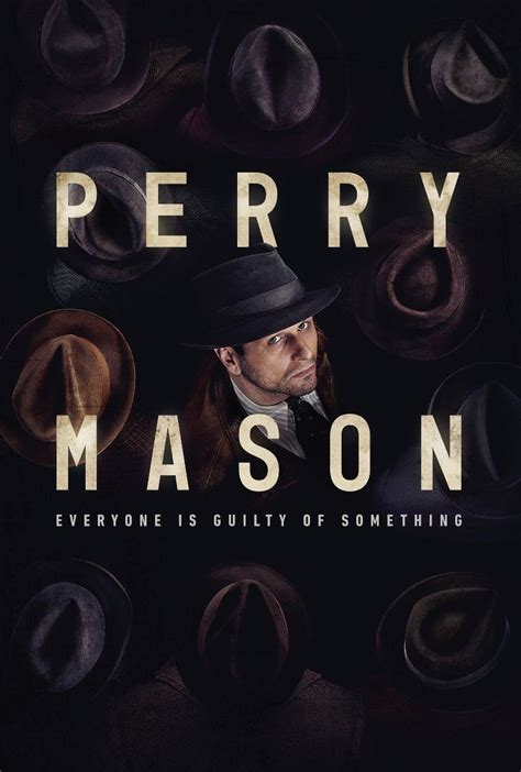 HBO's Perry Mason gets a poster and episode synopses