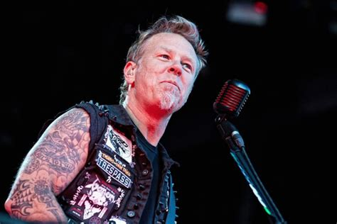 "METALLICA's James Hetfield: ""You Wouldn't Really Like Me"
