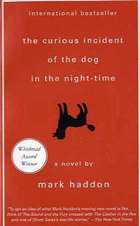 The curious incident of the dog in the night-time av Mark