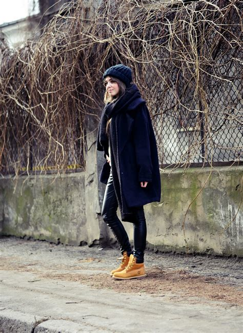 How to Wear Timberland Boots Like a Fashion Girl | StyleCaster