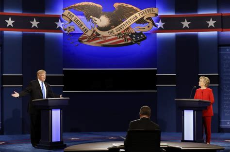 Analysis: As Post-Debate Polls Roll In, A Word Of Caution
