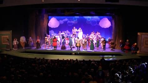 Shrek the Musical - WLW I'm a Believer - YouTube