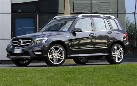 2009 Mercedes-Benz GLK-Class AMG Styling - Wallpapers and