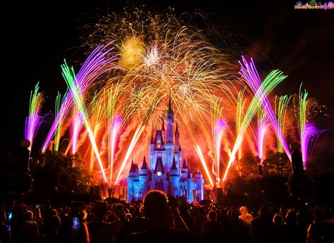 Walt Disney World Fireworks (9 Stop Neutral Density Filter