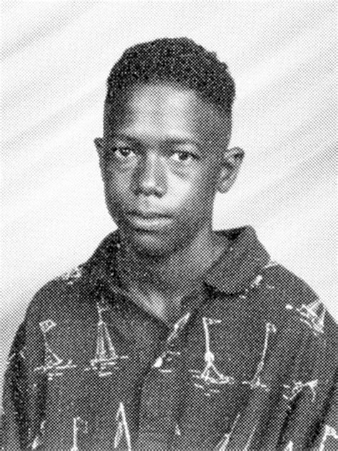 Nick Cannon - 100 Celebrity High School Yearbook Photos