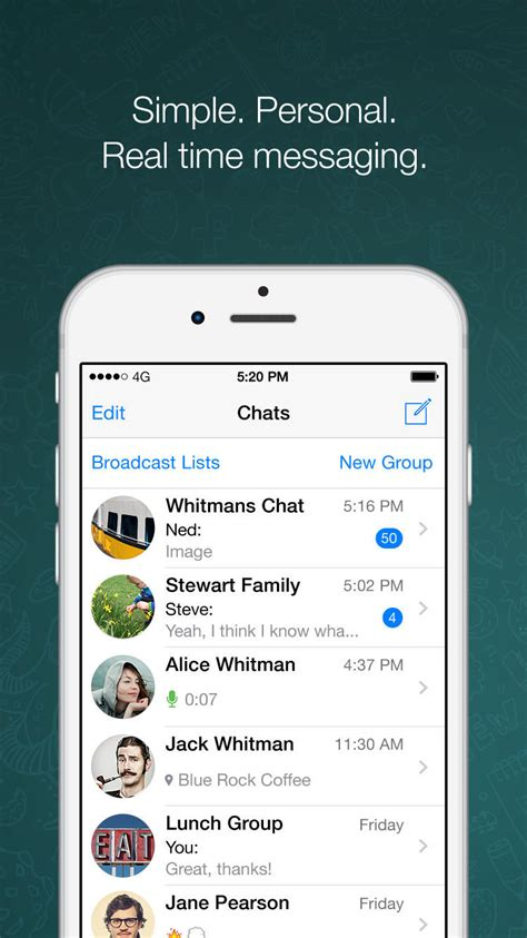 WhatsApp Update Makes It Easier to Record Long Voice