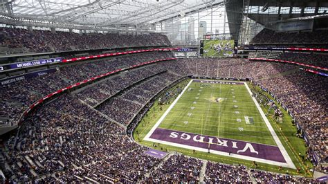Auditor: agency breached ethics in using Vikings stadium