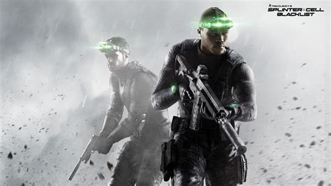 2013 Tom Clancy's Splinter Cell Blacklist Wallpapers | HD