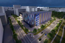Digital Realty plans to build another data center campus