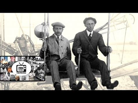 Orville Wright, Wilbur Wright, Original Footage!!! First
