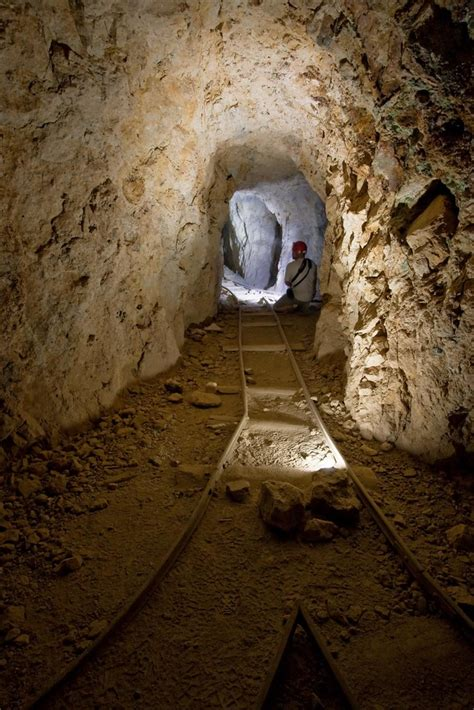 The Underground Railroad | Old Tunnels and rusty tracks