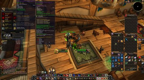 Master of World of Warcraft : Wrathful PVP gear