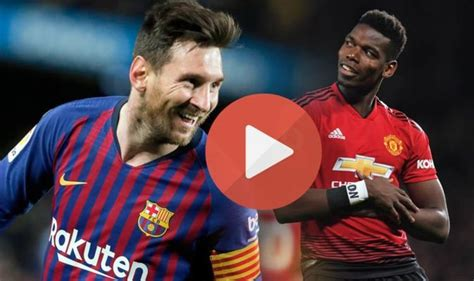Barcelona vs Manchester United LIVE STREAM: How to watch