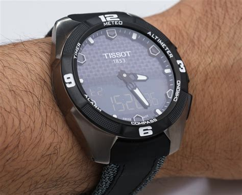 Tissot T-Touch Expert Solar Watch Hands-On | Page 2 of 2