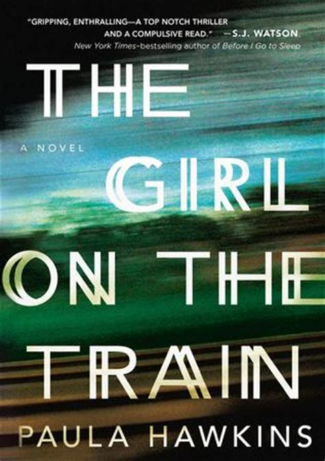 Pocket Book Club: The Girl on the Train – Chatelaine