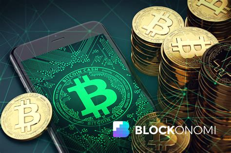 Bitcoin Cash Impending Hard Fork Sparks Price Rise