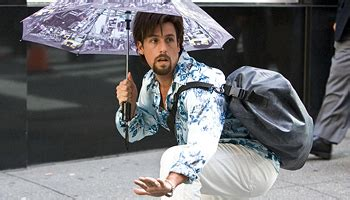 Kevin's Review: You Don't Mess with the Zohan - Zohan's