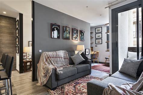 Design boutique apartment in the center of Barcelona