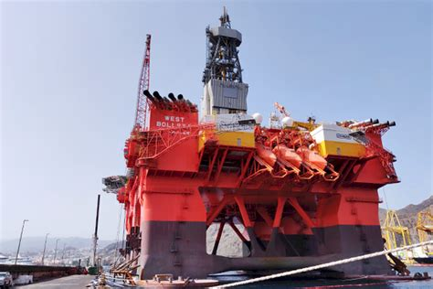 West Bollsta Rig Set to Spud First Well for Lundin