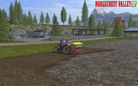 NORGE CREST VALLEY 17 V2 CHOPPEDSTRAW & ANIMATED DRINKERS