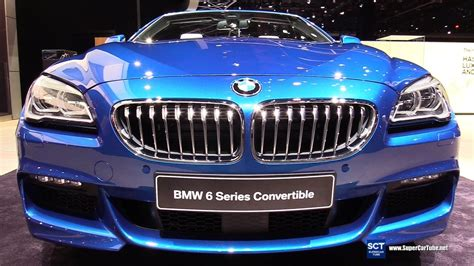 2017 BMW 6 Series 650i xDrive Convertible - Exterior and