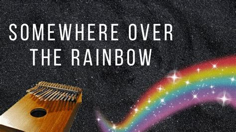 【EASY Kalimba Tutorial】 Somewhere Over The Rainbow by Judy