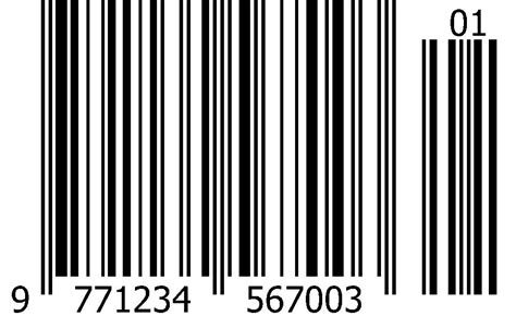 Magazine Barcodes | Buy Online from World Barcodes