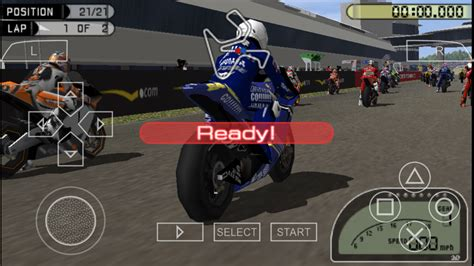 Moto GP PSP ISO Free Download & PPSSPP Setting - Free