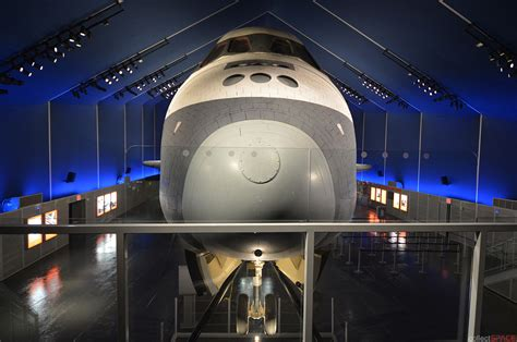 [Photos] First look: Space shuttle Enterprise's second New